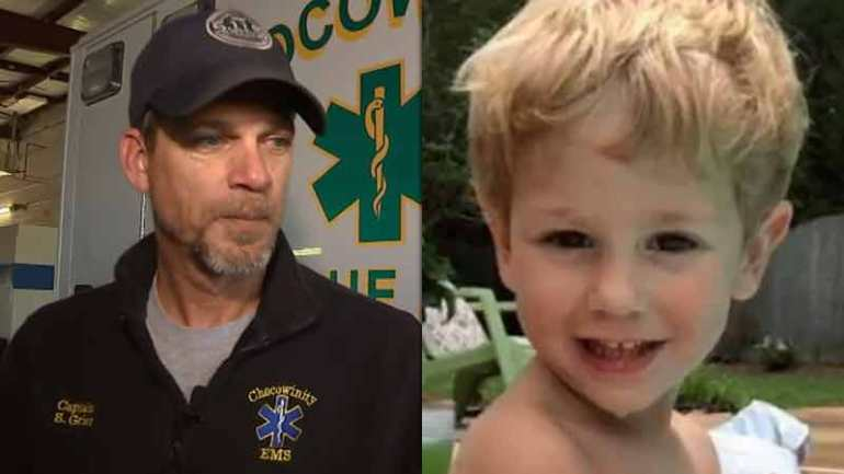 Missing Craven County 3-year-old Found Safe