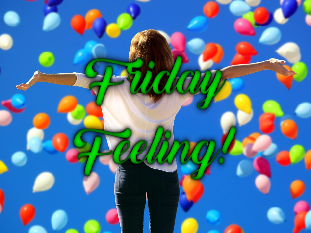 Spoonful of Positive: Friday Feeling
