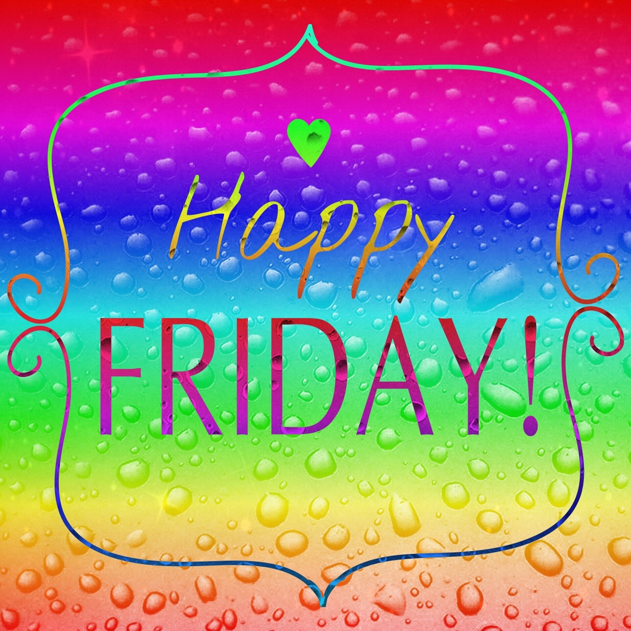 Spoonful of Positive: Friday Yay!