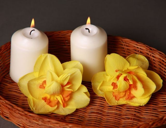 Candlesflowers